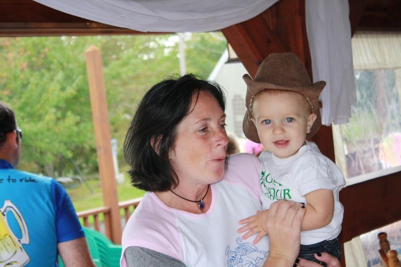 Aunt Amy & Maxton
